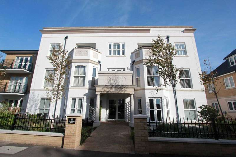 2 Bedrooms Flat for sale in Wyresdale House, 90 Heene Road