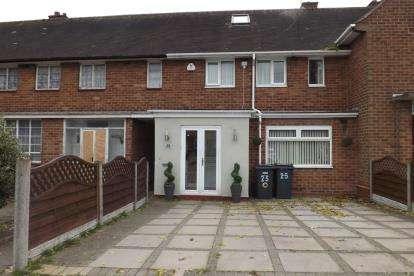 3 Bedrooms Terraced House for sale in Freasley Road, Shard End, Birmingham, West Midlands
