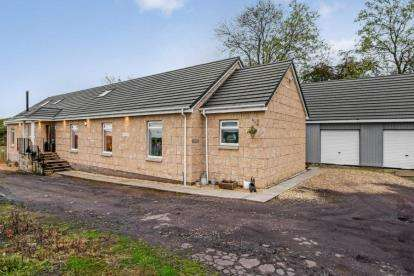 5 Bedrooms Detached House for sale in Nether Kirkton Farm, Neilston Road, Neilston, East Renfrewshire