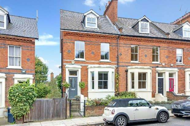 4 Bedrooms Unique Property for sale in Platts Lane, Hampstead, NW3
