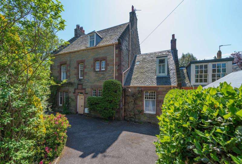 5 Bedrooms Detached House for sale in Gillespie Road, Edinburgh, Midlothian