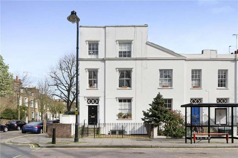 1 Bedroom Flat for sale in Hemingford Road, Islington, London, N1