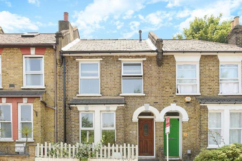 2 Bedrooms Terraced House for sale in Oakdale Road, Peckham