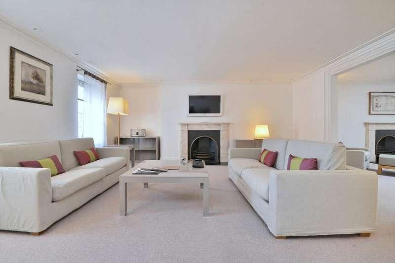 3 Bedrooms Flat for rent in Hertford Street, Mayfair, London, W1J