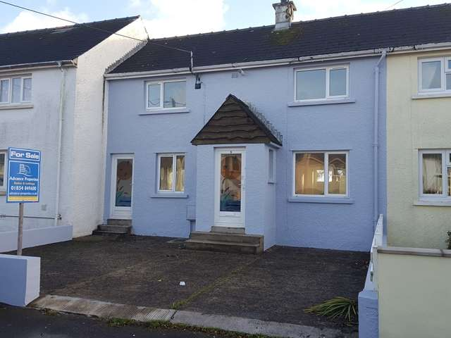 2 Bedrooms Terraced House for sale in 9 North close, saundersfoot SA69