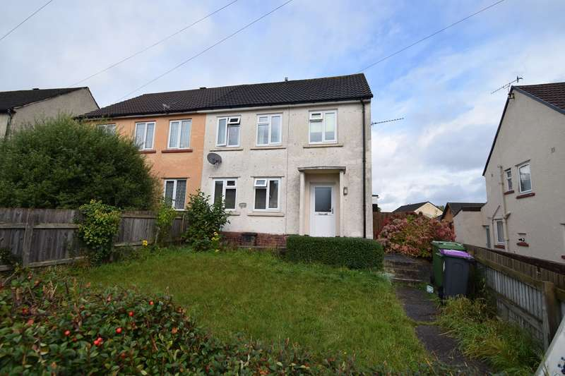 3 Bedrooms Semi Detached House for sale in Maesgwyn, Pontnewydd, Cwmbran, NP44