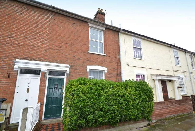 3 Bedrooms Terraced House for sale in Withipoll Street, Ipswich, Suffolk, IP4 2BZ