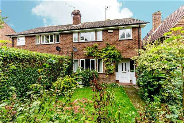 3 Bedrooms Semi Detached House for sale in Old Dover Road, Canterbury