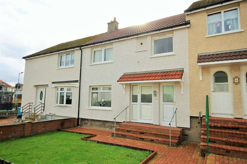 3 Bedrooms Terraced House for sale in Hardie Street, Motherwell