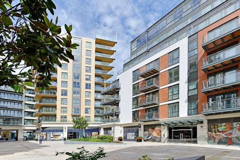 2 Bedrooms Apartment Flat for sale in Skyline House, Dickens Yard, Longfield Avenue, London