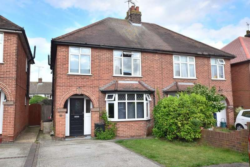 3 Bedrooms Semi Detached House for sale in Margaret Road, Colchester, CO1 1RZ