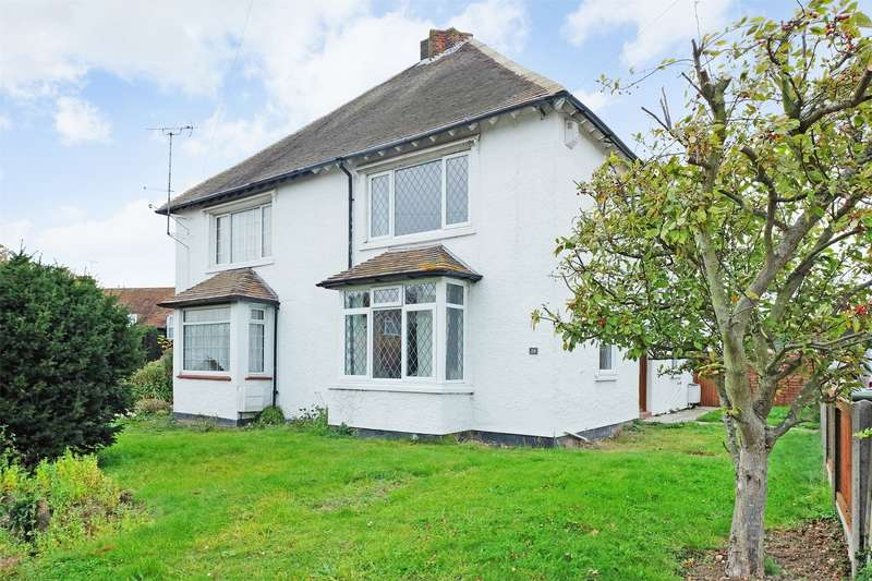2 Bedrooms Semi Detached House for sale in Eddington Lane, HERNE BAY, Kent