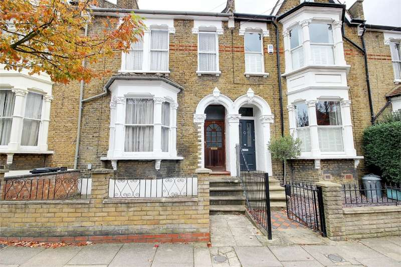 3 Bedrooms Terraced House for sale in Dresden Road, Whitehall Park, London