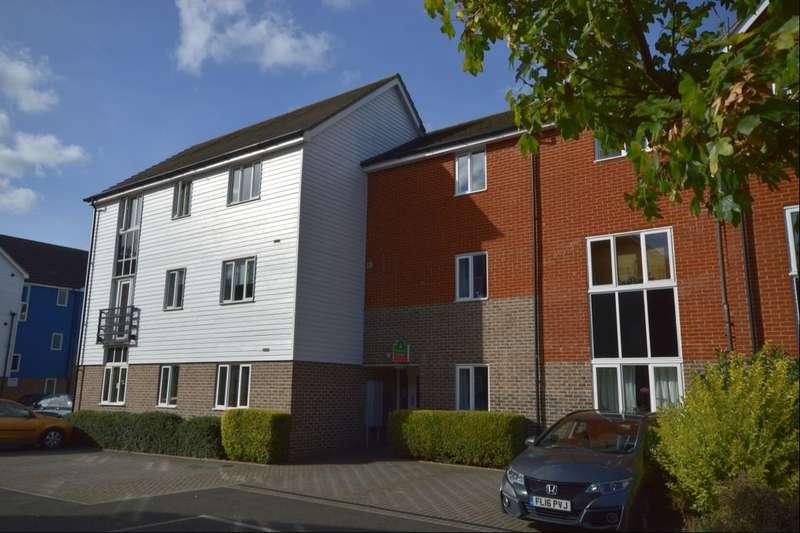 1 Bedroom Flat for sale in Edward Vinson Drive, Faversham, ME13