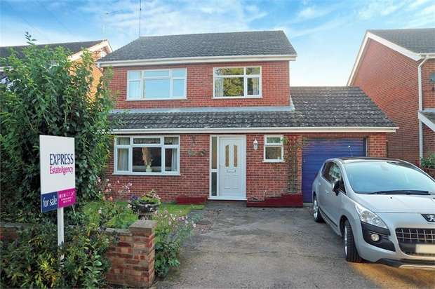 3 Bedrooms Detached House for sale in Station Road, Kirton, Boston, Lincolnshire