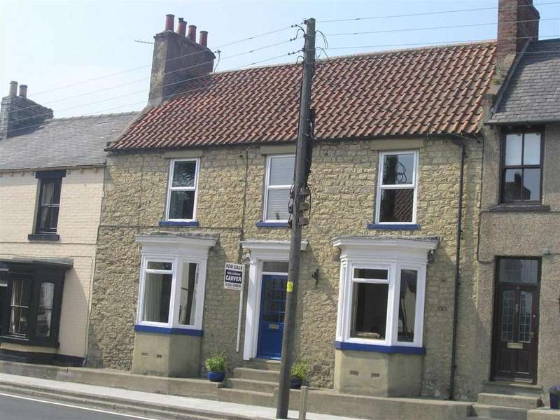 4 Bedrooms Terraced House for sale in High Street, Aycliffe Village, Newton Aycliffe