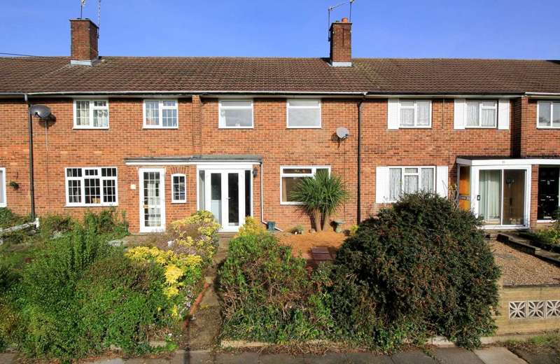 3 Bedrooms House for sale in 3 BED WITH NO UPPER CHAIN IN Oak Street, Nash Mills HP3