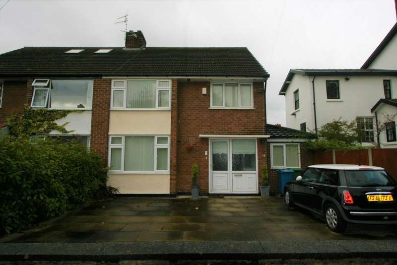 4 Bedrooms Semi Detached House for sale in Mayfield Road, Cressington, Aigburth, L19