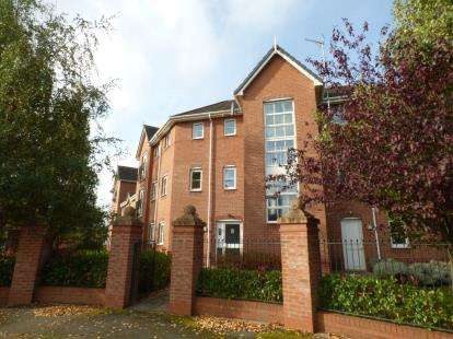 2 Bedrooms Flat for sale in Pendinas, Wrexham, Wrecsam, LL11