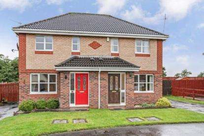 3 Bedrooms House for sale in Leglen Wood Drive, Robroyston, Glasgow