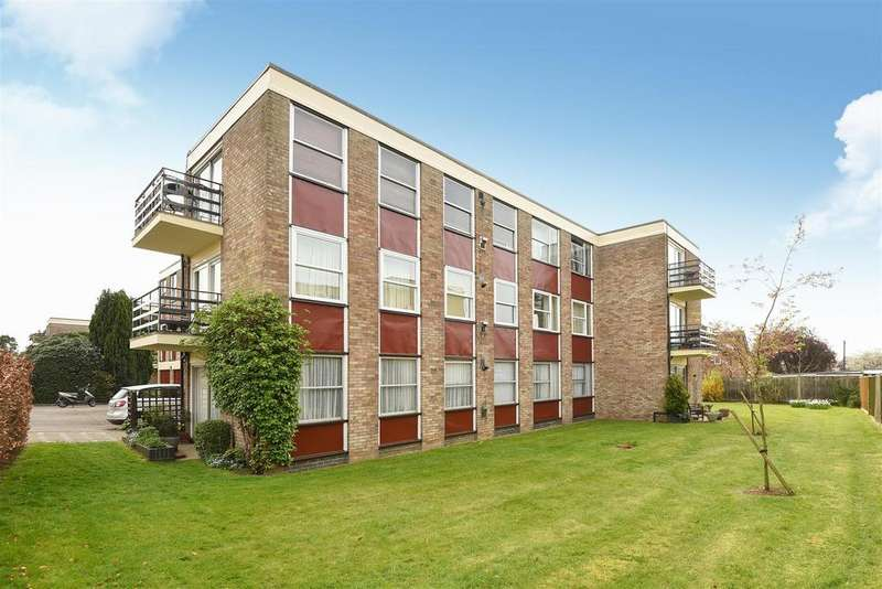 2 Bedrooms Apartment Flat for sale in Park Close, North Oxford