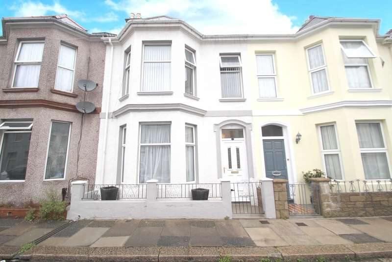 4 Bedrooms Terraced House for sale in Prince Rock, Plymouth