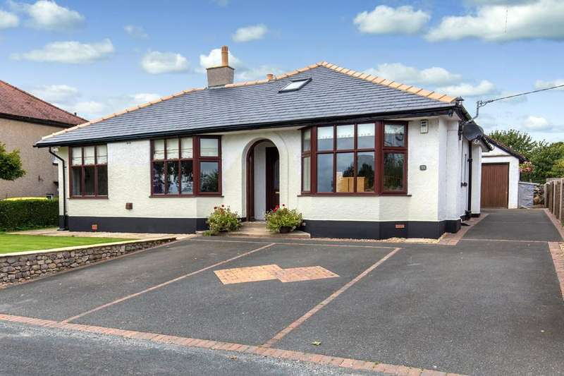 3 Bedrooms Detached Bungalow for sale in 35 Borwick Lane, Warton, Lancashire, LA5 9QN