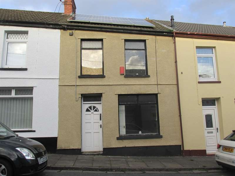 3 Bedrooms Property for sale in Seward Street, Penydarren, Merthyr Tydfil