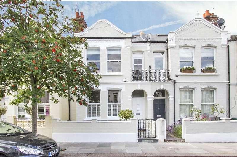 5 Bedrooms Terraced House for sale in Wardo Avenue, Munster Village, London