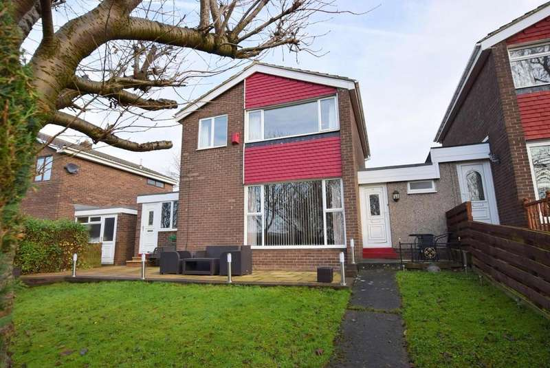 3 Bedrooms House for sale in Low Fell