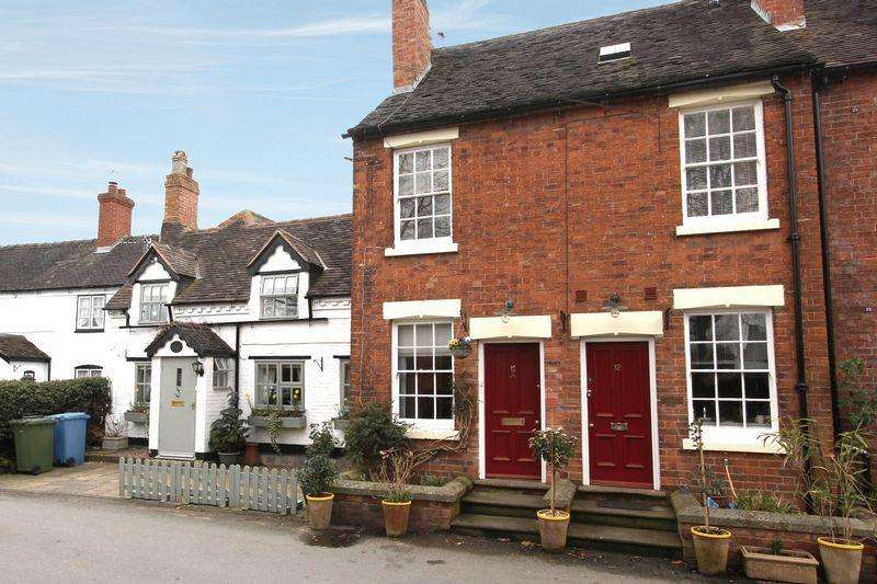 2 Bedrooms Cottage House for sale in BREWOOD, School Road