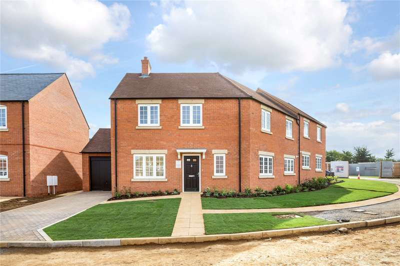 4 Bedrooms Semi Detached House for sale in Milton Road, Adderbury, Banbury, Oxfordshire, OX17