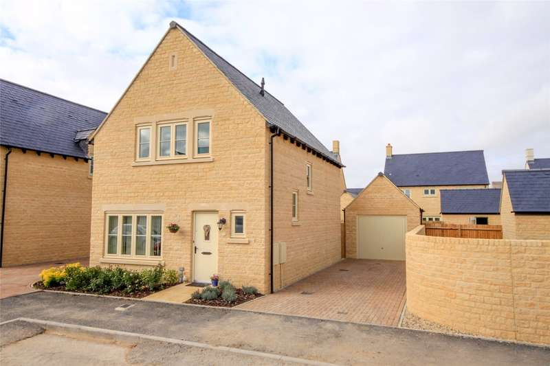3 Bedrooms Detached House for sale in Old Railway Close, Lechlade, GL7