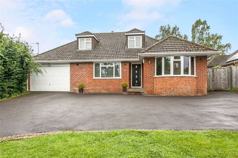5 Bedrooms Detached House for sale in Tudor Way, Kings Worthy, Winchester, Hampshire, SO23