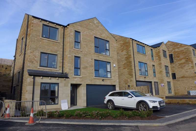 4 Bedrooms Detached House for sale in The Alston Pennine Close, Upperthong, Holmfirth, HD9