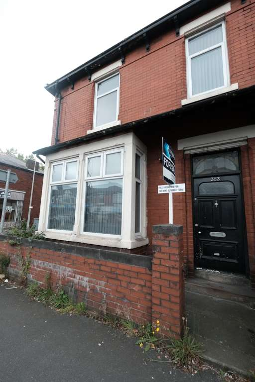 4 Bedrooms Terraced House for rent in Blackpool Road, Fulwood, Preston, PR2