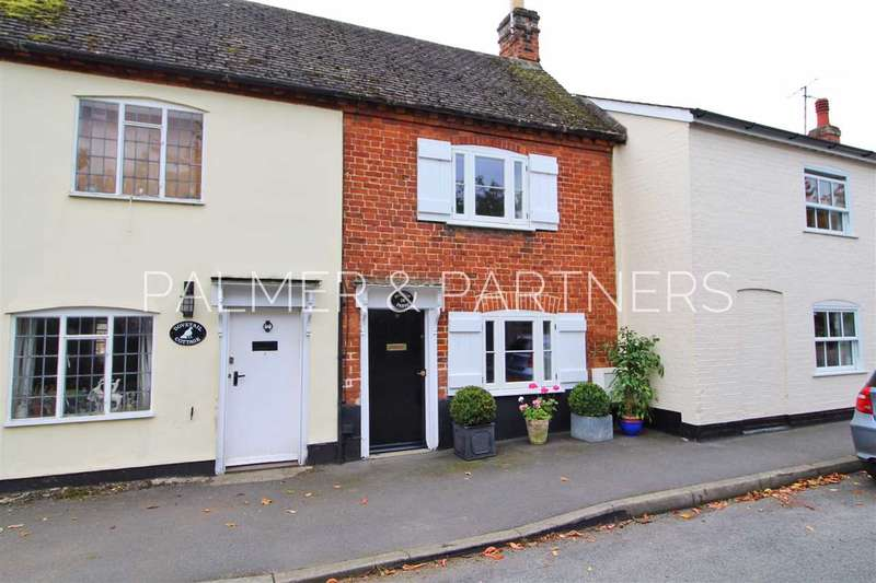3 Bedrooms Semi Detached House for sale in Multum In Parvo, Upper Street, Stratford St. Mary, Colchester