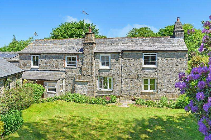 6 Bedrooms House for sale in Lanlivery, Bodmin