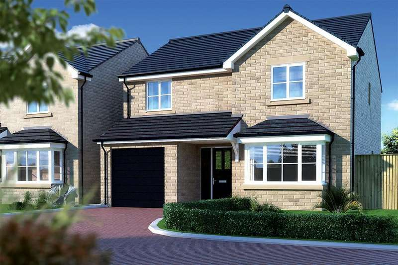 4 Bedrooms Detached House for sale in Scholars Park, Off Bourne Avenue, Darlington