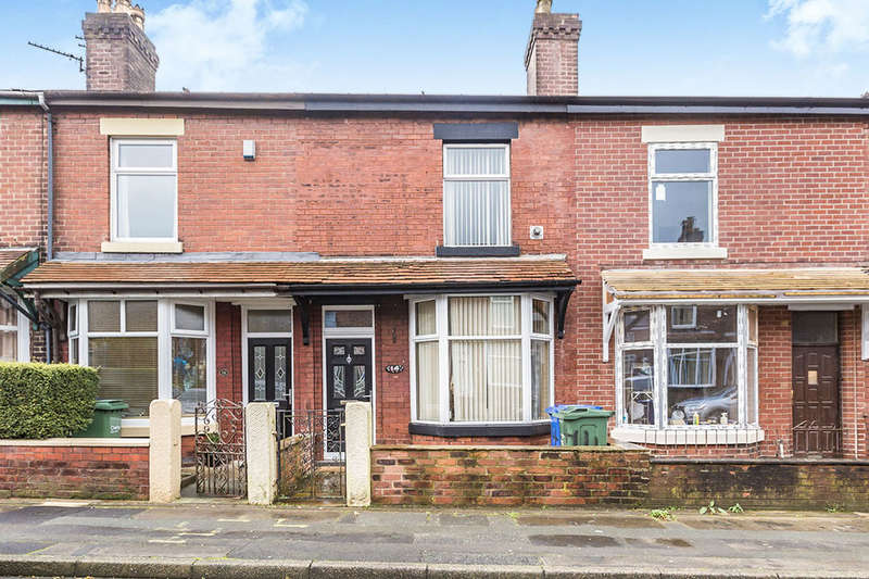2 Bedrooms Terraced House for sale in Goulding Street, Chorley, PR7