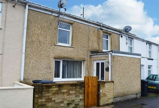 2 Bedrooms Terraced House for sale in King Street, Nantyglo, Ebbw Vale, Blaenau Gwent