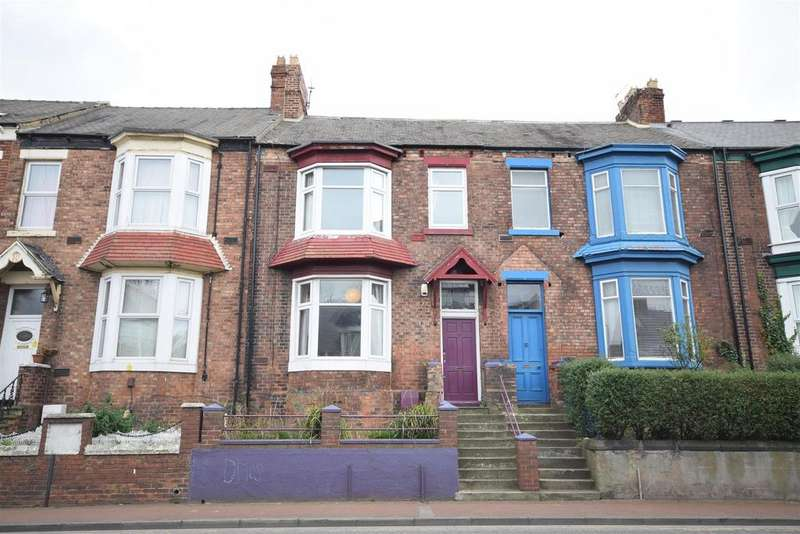 4 Bedrooms Terraced House for sale in Riversdale Terrace, Durham Road, Sunderland