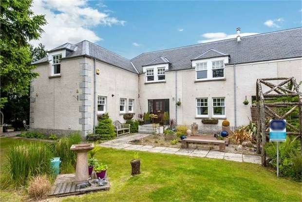 5 Bedrooms Detached House for sale in Netherley, Netherley, Stonehaven, Aberdeenshire