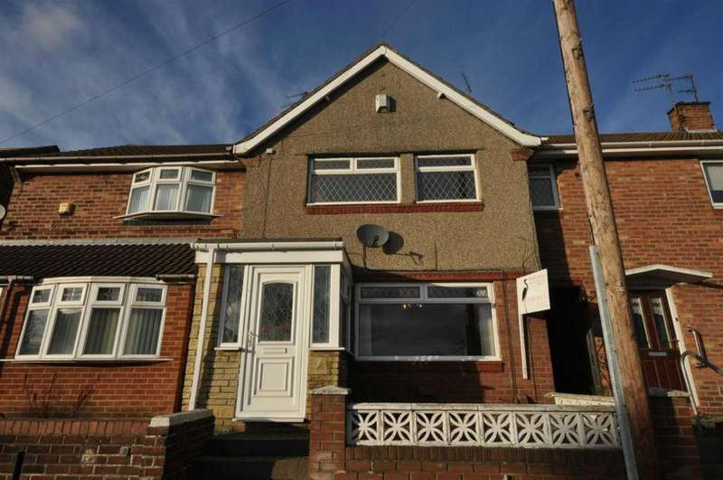 3 Bedrooms Terraced House for sale in Galashiels Road, Sunderland