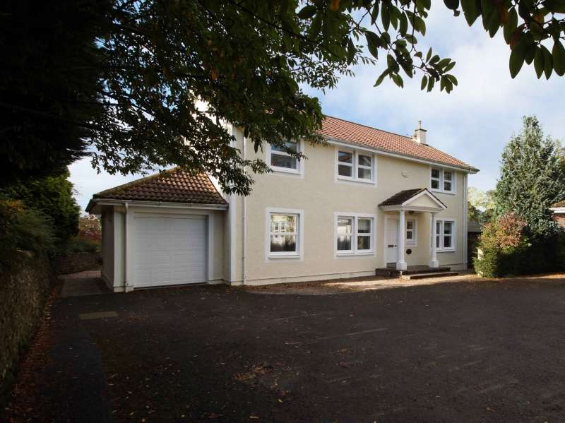 4 Bedrooms Detached Villa House for sale in Back Yetts, Thornhill, Stirling, FK8 3PU
