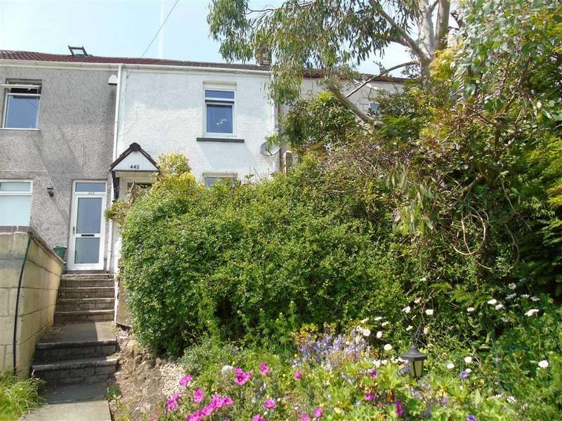 2 Bedrooms Cottage House for sale in Trewyddfa Road, Morriston, Swansea