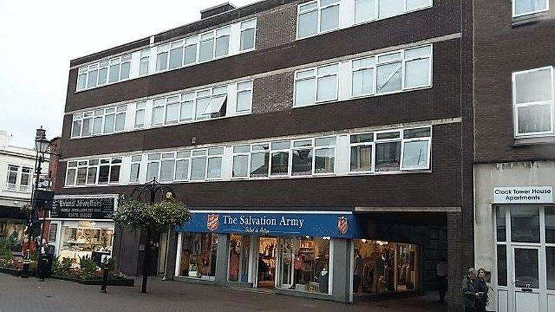 2 Bedrooms Apartment Flat for sale in Newdegate Street, Nuneaton, CV11 4EJ