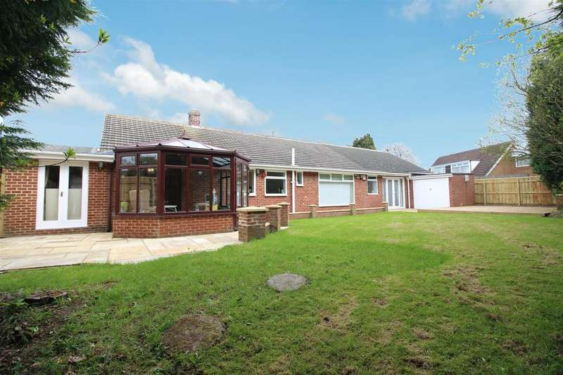 3 Bedrooms Detached Bungalow for sale in Charles Avenue, Newcastle Upon Tyne