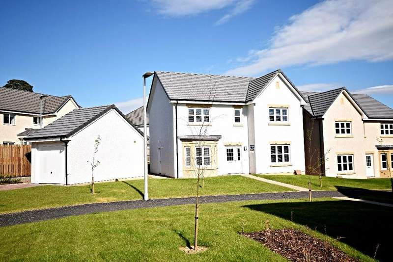 4 Bedrooms Detached House for sale in Doonholm Meadows, Alloway, Ayr, South Ayrshire, KA6 6EF