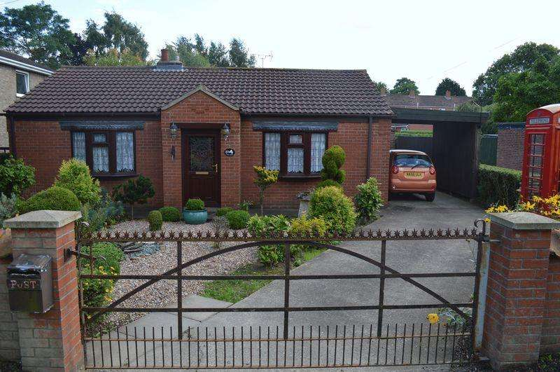 2 Bedrooms Bungalow for sale in Fen Road, WASHINGBOROUGH